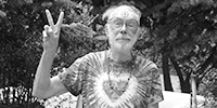 Old hippies need some love too. Spread the peace. Love everyone.